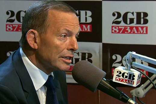 Abbott has right to speak