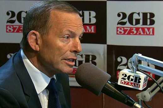 Abbott has right to speak