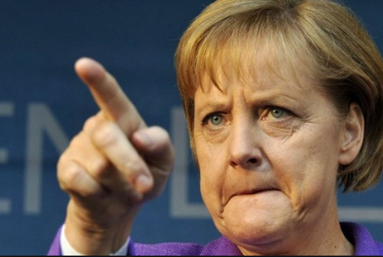 Angela Merkel warns German people not to criticise Islamists