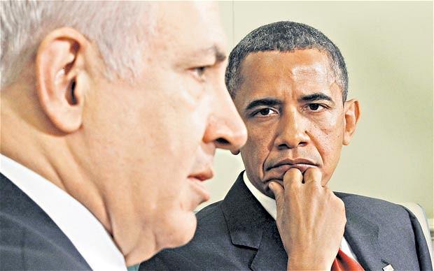 Obama abandons Israel