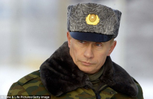 Putin says Obama created ISIS paid and armed mercenaries to fight Assad