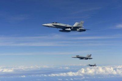 RAAF F18 Hornets headed for Syria