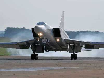 Russian Bombers take on ISIS