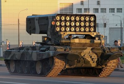 Russian Weapons systems