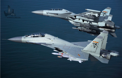 Shenyang J15s to join Russians in Attack on ISIS