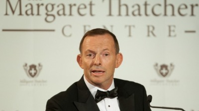 Deposed Australian Prime Minister delivers Margaret Thatcher Lecture