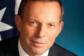 Australia's Prime Minister elect Tony Abbott