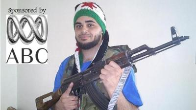 Islamic Zaky Mallah, a Man Monis II, invited to preach Islamic State hate on 'Your ABC'