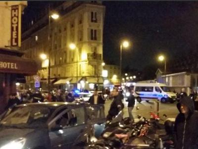40 Killed in Paris Shootings and Explosion