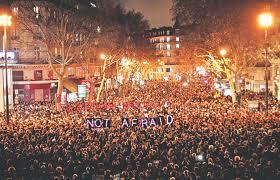 France not Afraid