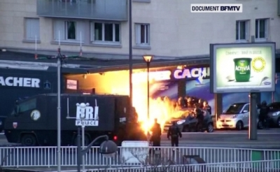 Kosher Supermarket attacked in Paris