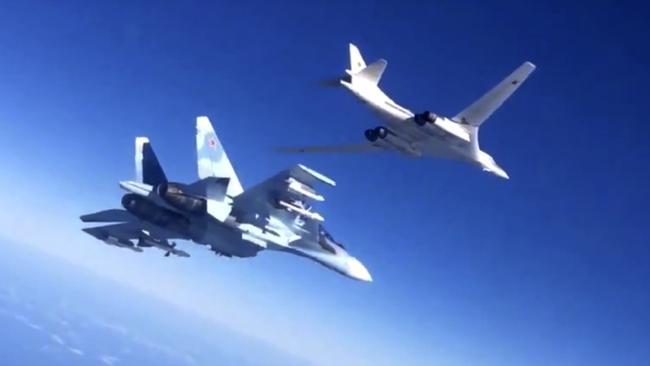 RussianTU-160 Bomber
