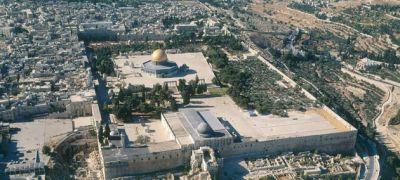Temple Mount and Al-Aqsa Mosque