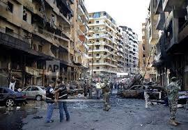 Beirutwardamage