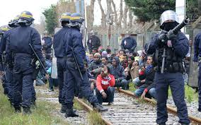 Calaismigrants