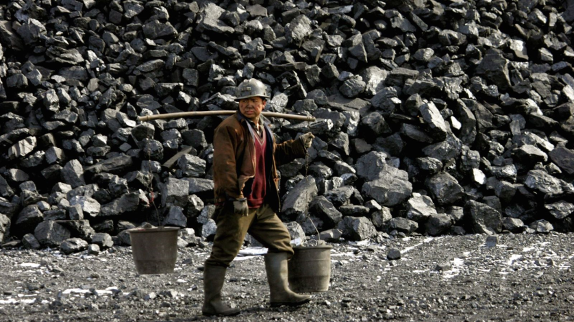 chinesecoalminer