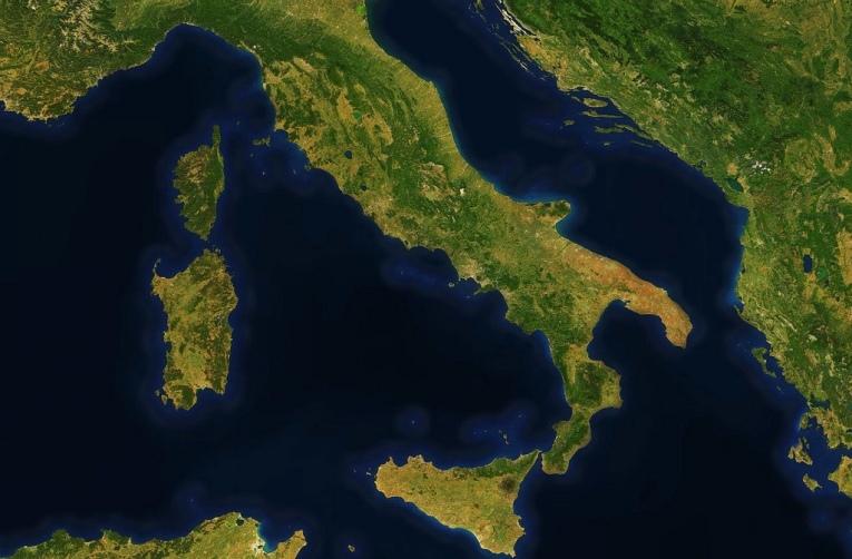 Italyfromspace