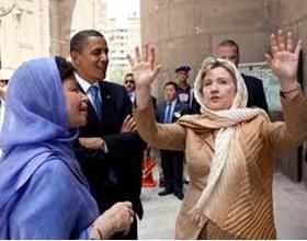 Jarrett-Clinton-Obama-Burqa