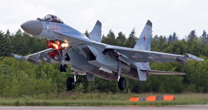 RussianSukhoi SU35s