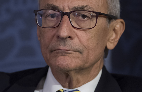 THE TRUMP RUSSIA SMEAR: Podesta's Cunning Plan from April 2016.